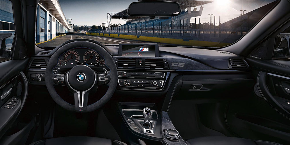 Производство седана BMW M3 CS начнется в марте 2018 года