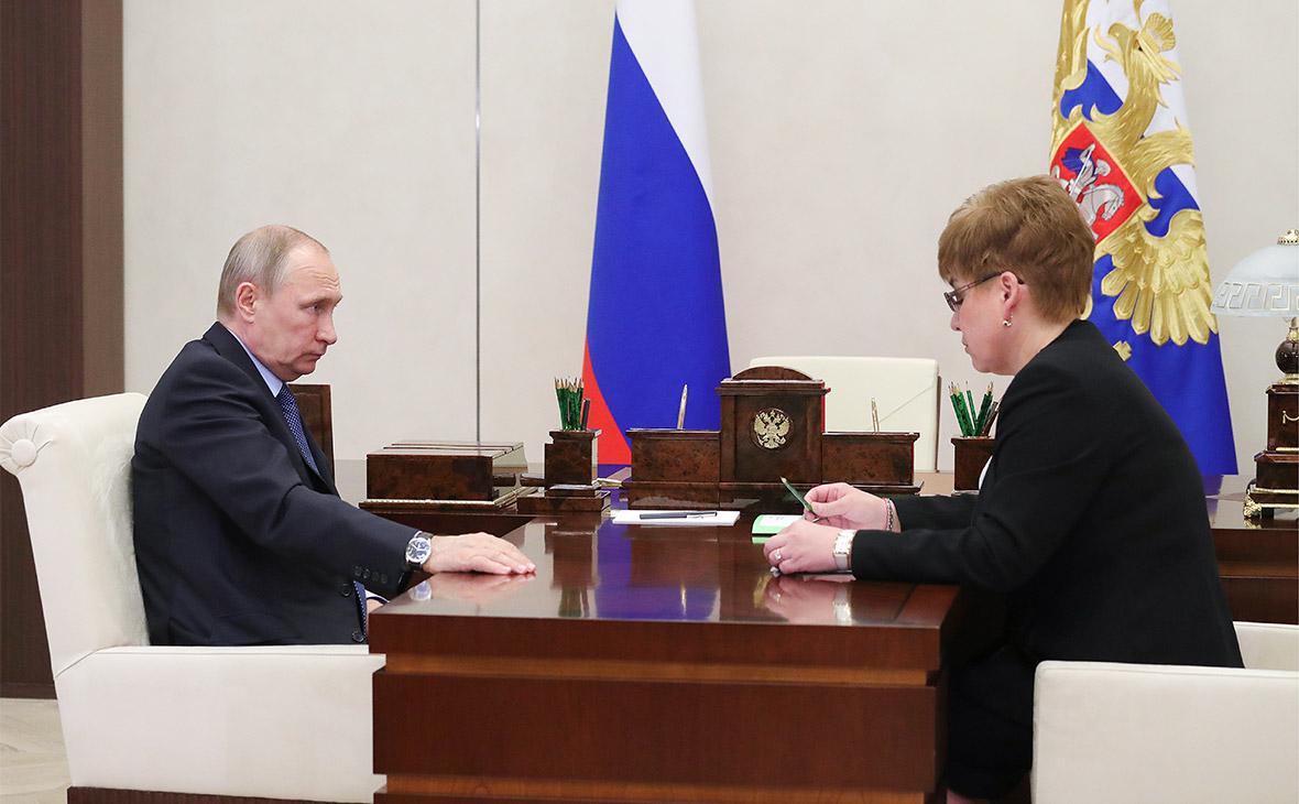 Владимир Путин разбирается в причинах недофинансирования детских садов в Забайкалье