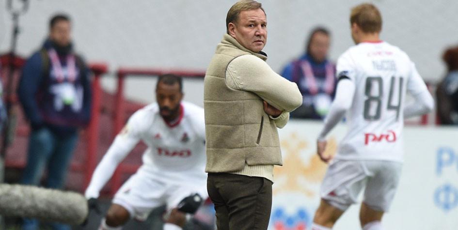 В чемпионате России по футболу произошла вторая тренерская отставка