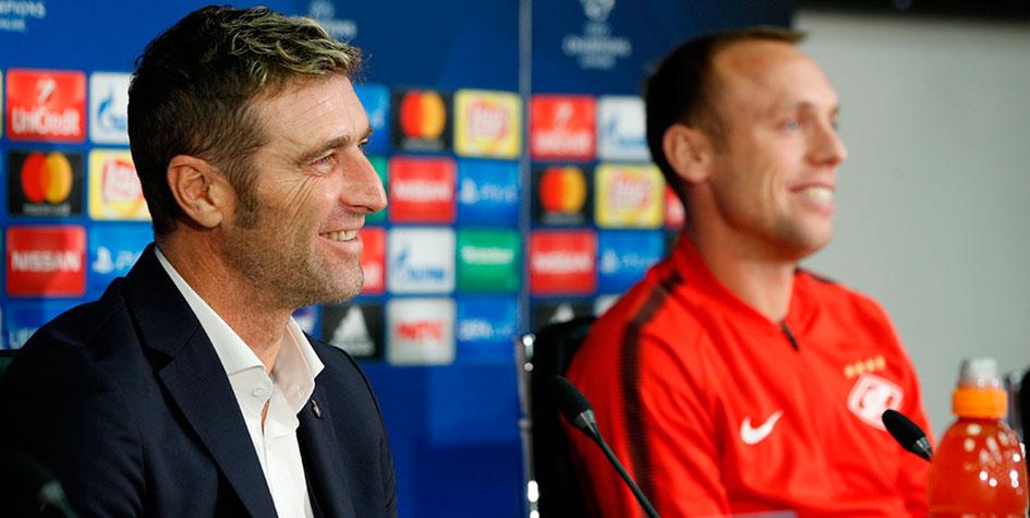 Каррера: «Матч с «Севильей» будет таким же сложным, как с «Ливерпулем»