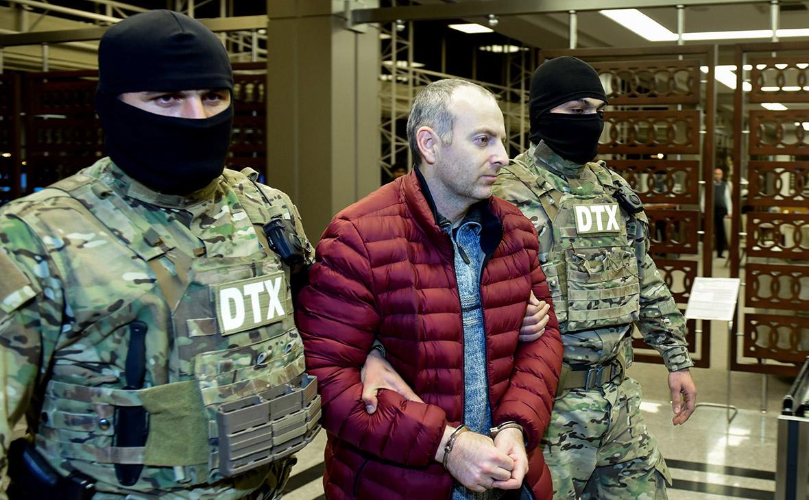 Азербайджанский суд приговорил экстрадированного из Беларуси Лапшина к 3 годам колонии