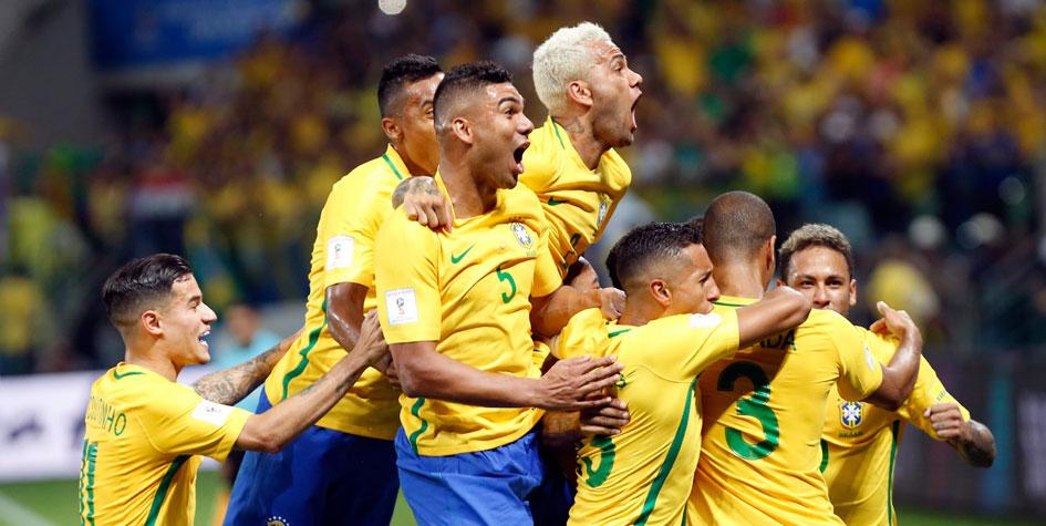 Соперником сборной России после аргентинцев и испанцев станут бразильцы