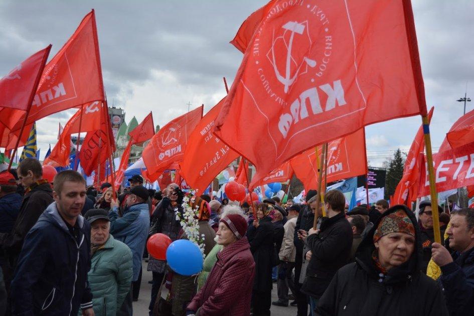 Новосибирские коммунисты поругались из-за выборов