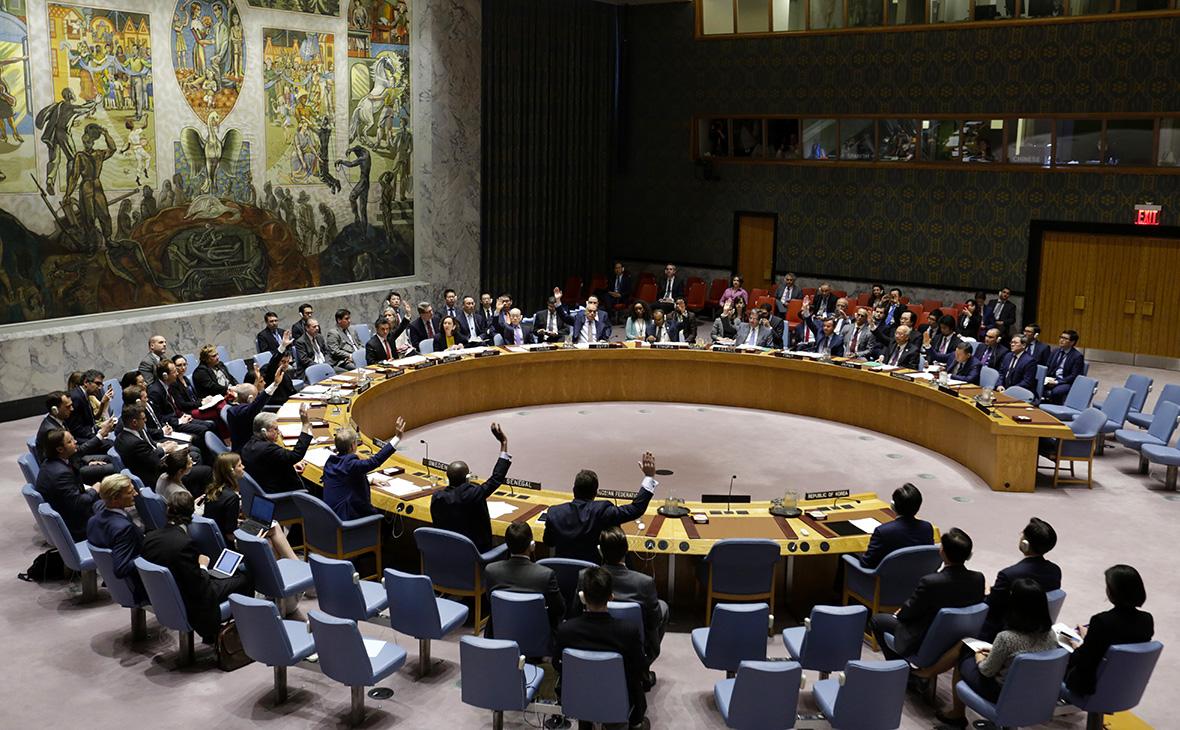 Совбез ООН назвал запуски ракет Северной Кореей угрозой всему миру