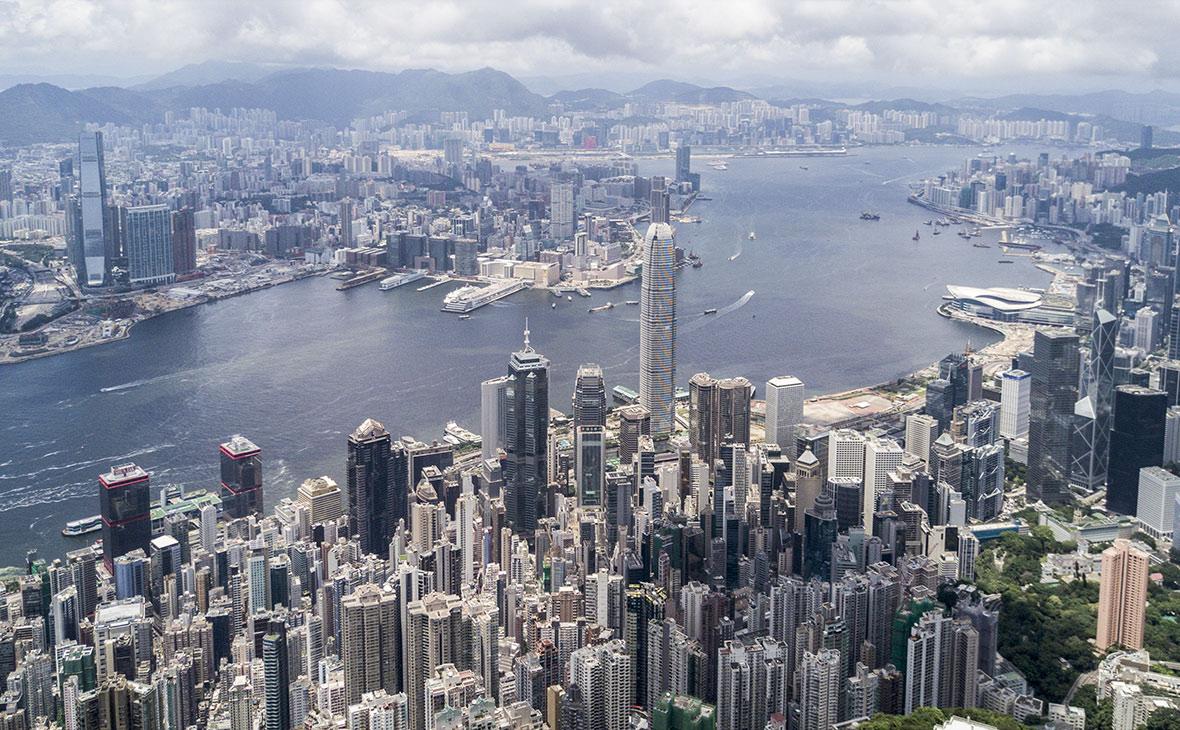 Гонконг: Гонконг назвали самым популярным направлением у туристов