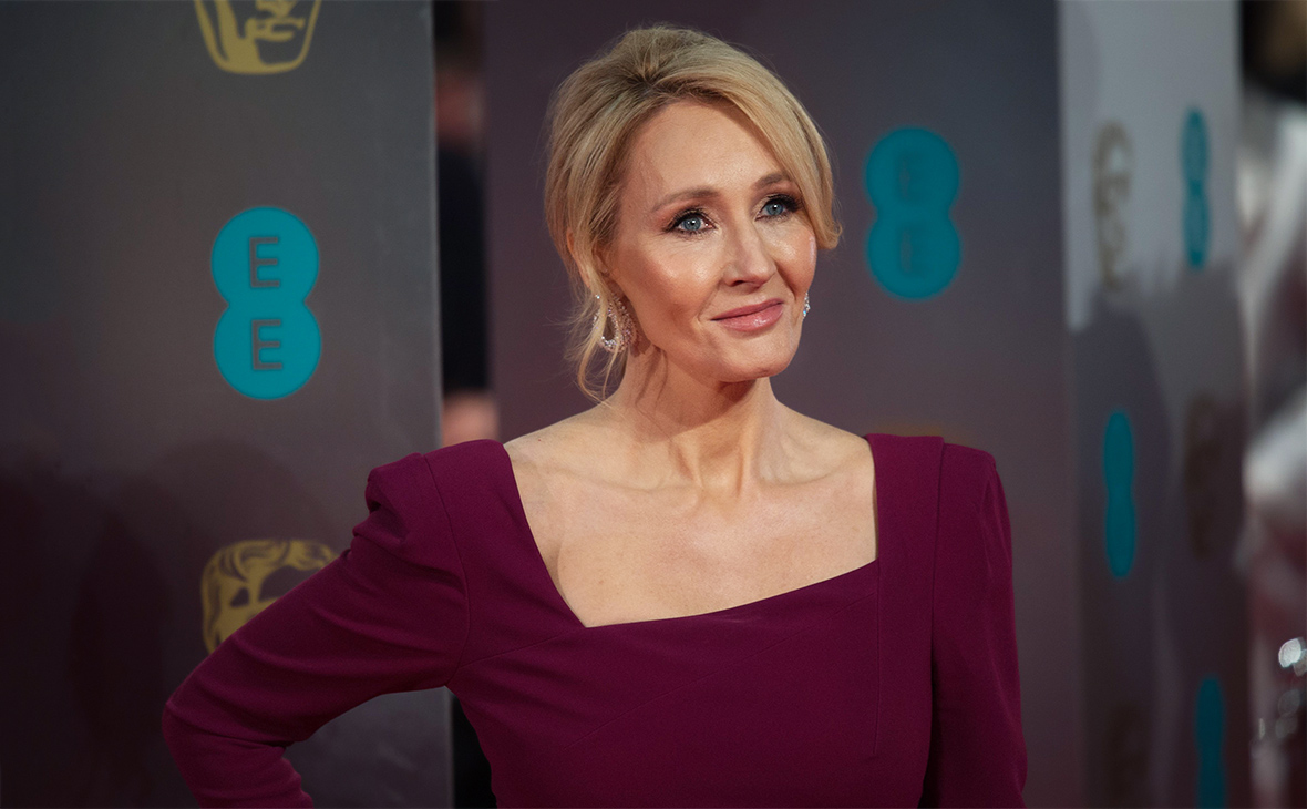 Forbes признал Джоан Роулинг самым высокооплачиваемым писателем 2017 года