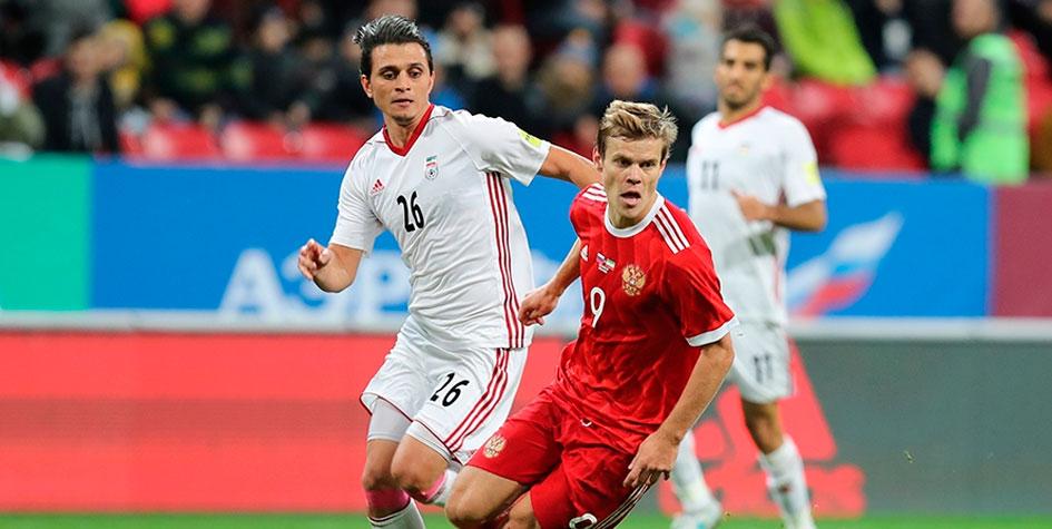 Россия опустилась ниже Кабо-Верде в рейтинге ФИФА