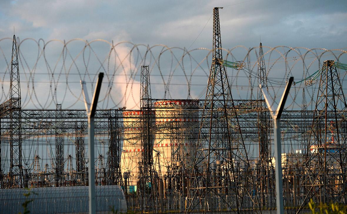 Калининская атомная электростанция (Фото: Константин Чалабов / РИА Новости)