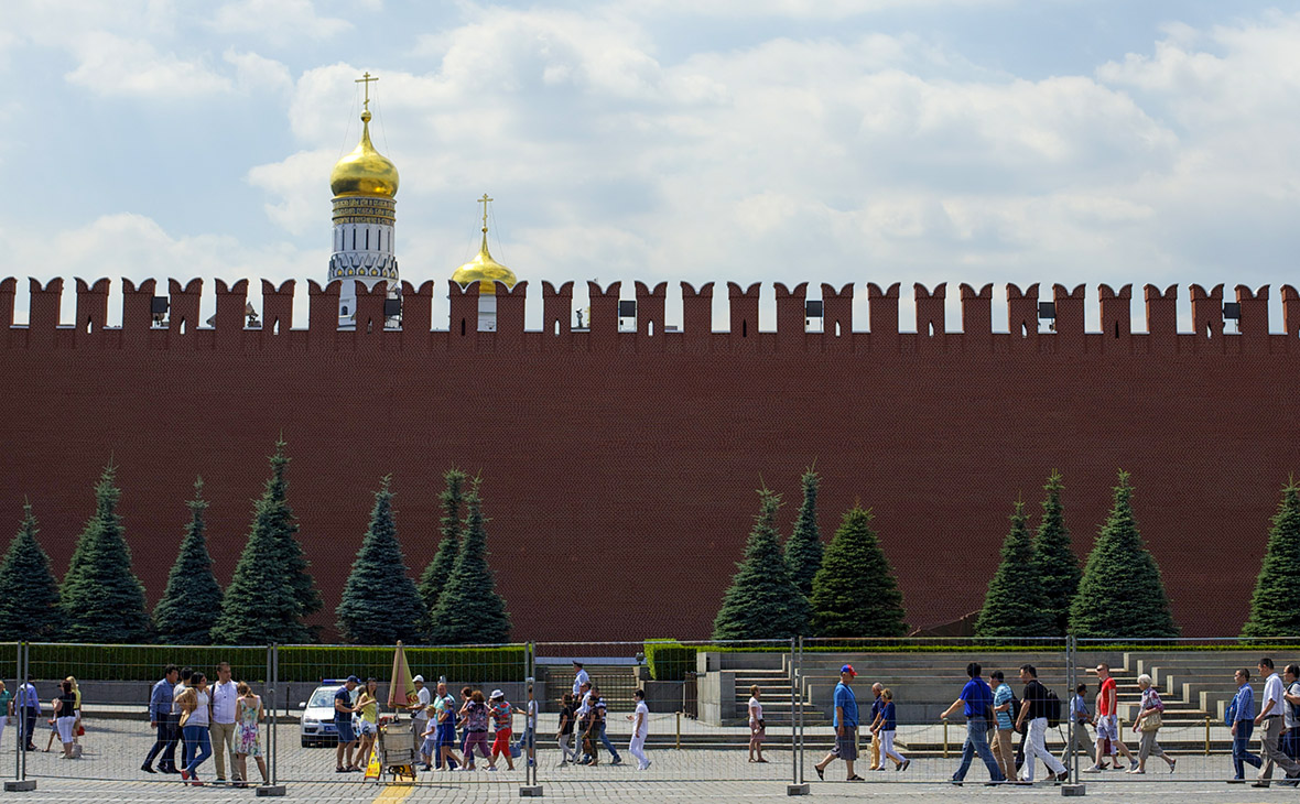 Треть россиян высказались за ужесточение внутренней политики