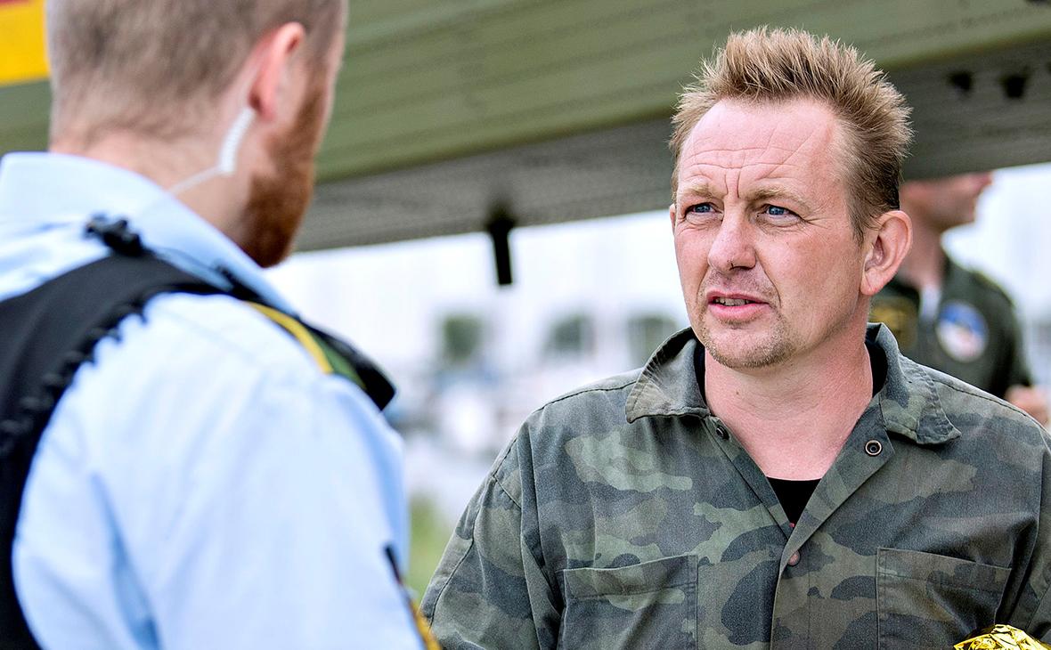 Владелец подлодки «Наутилус» признался в утоплении шведской журналистки