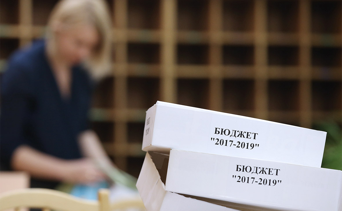 Минфин и Минэкономразвития разошлись в оценке дефицита бюджета