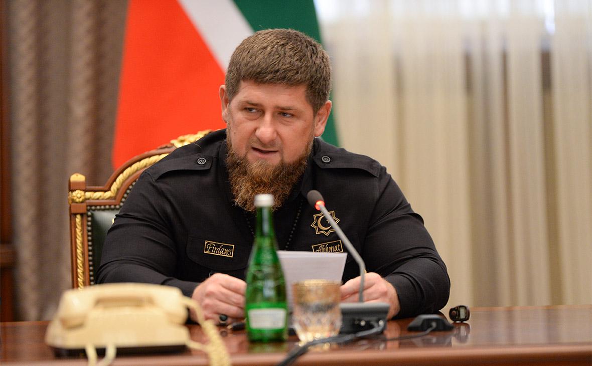 Кадыров раскритиковал «Роснефть» за отказ от строительства завода в Чечне
