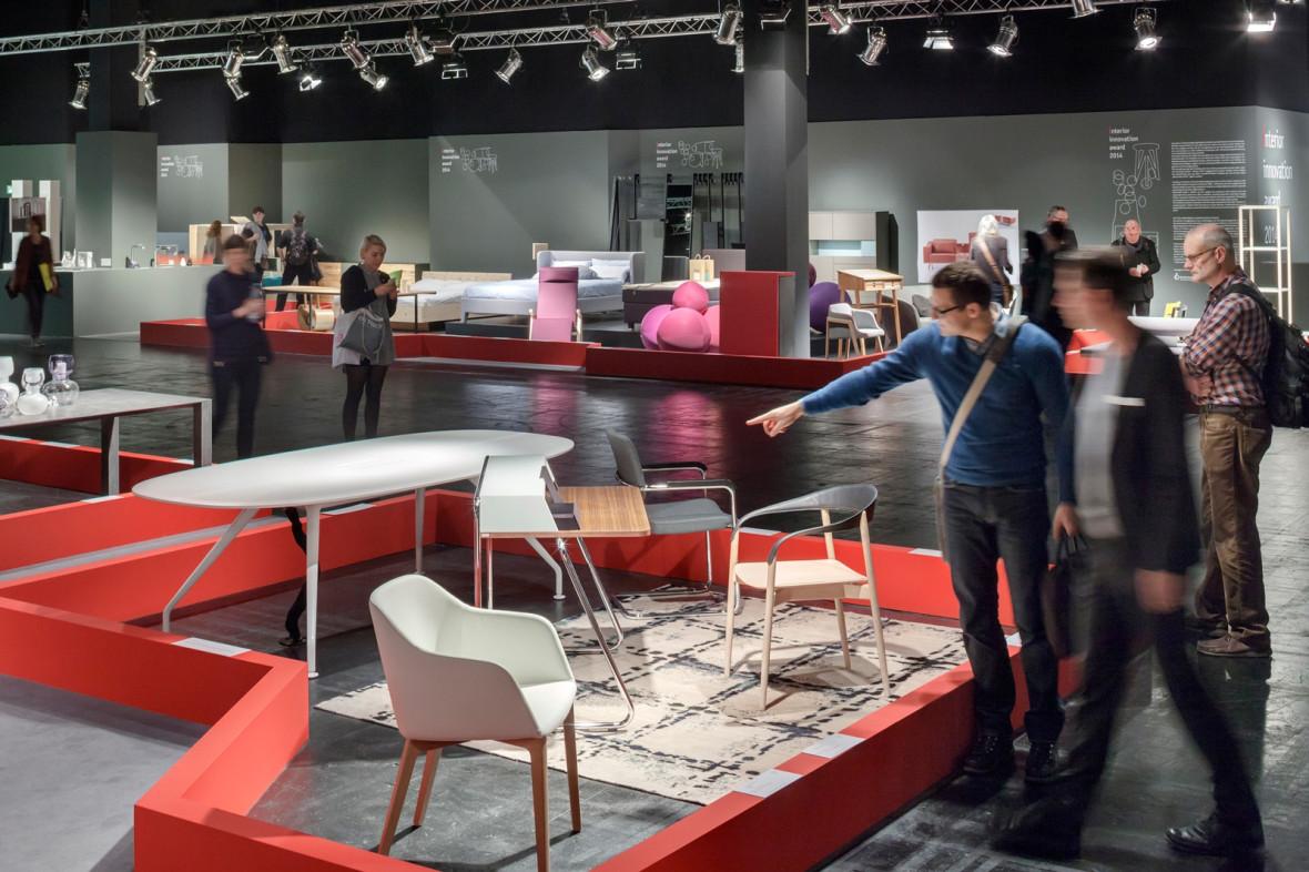 Международная выставка дизайн и интерьер