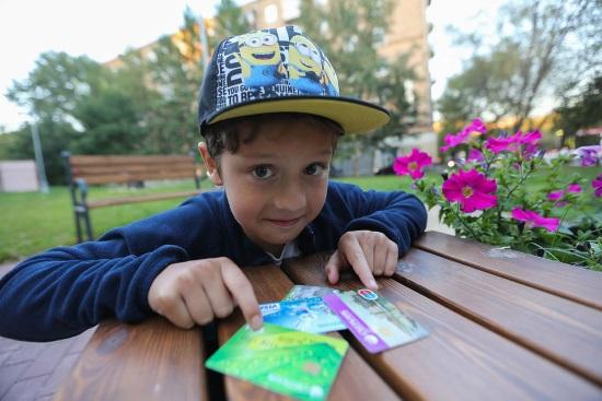 Банковские карточки для детей становятся модным продуктом