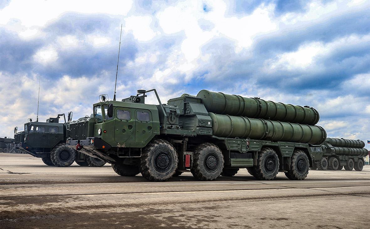Пентагон усомнился в реальности продажи в Турцию российских ЗРК С-400