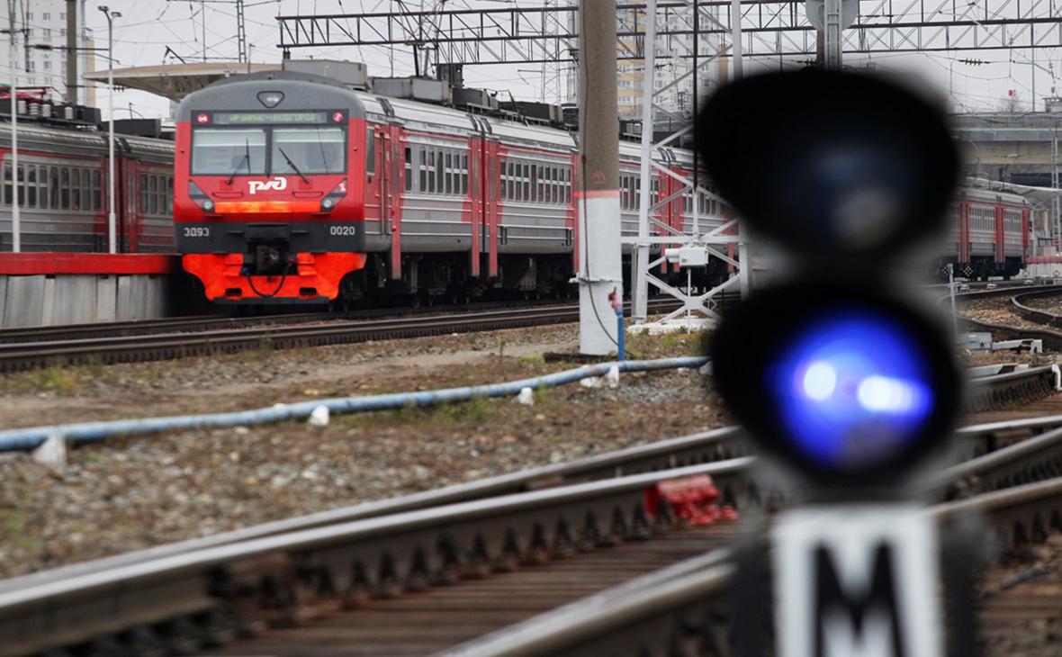СМИ узнали о признании Ространснадзором московских электричек опасными