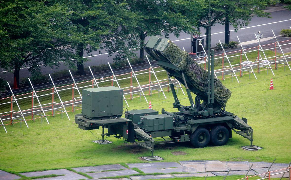Япония развернула комплексы ПРО из-за северокорейской угрозы