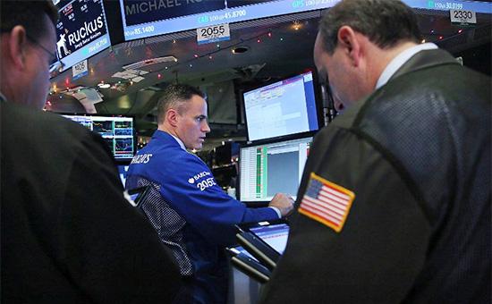Первый день торгов оказался третьим худшим началом года с1932 года