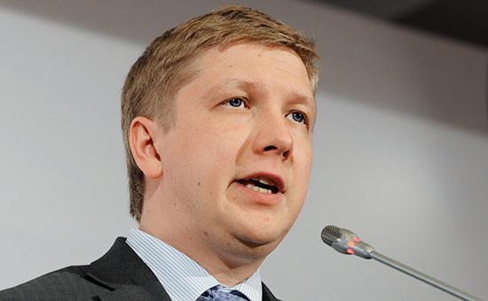 Глава «Нафтогаза Украины» обвинил Россию в«банальном шантаже»