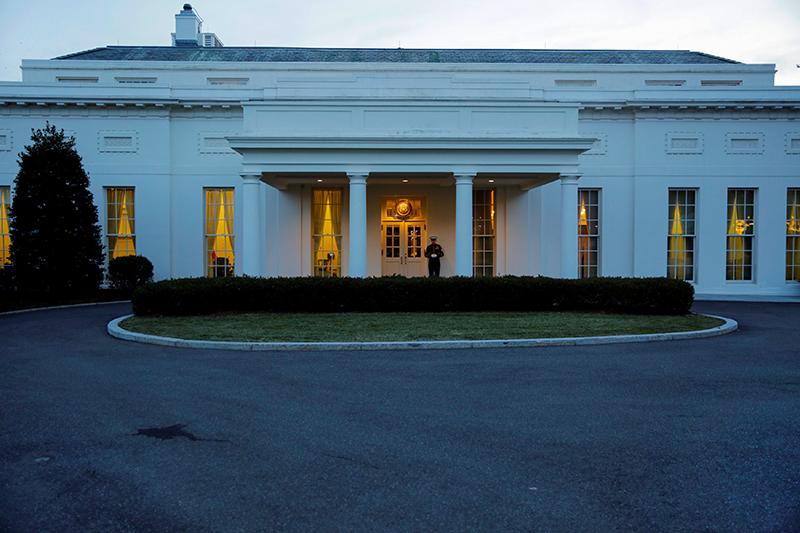 видео из белого дома