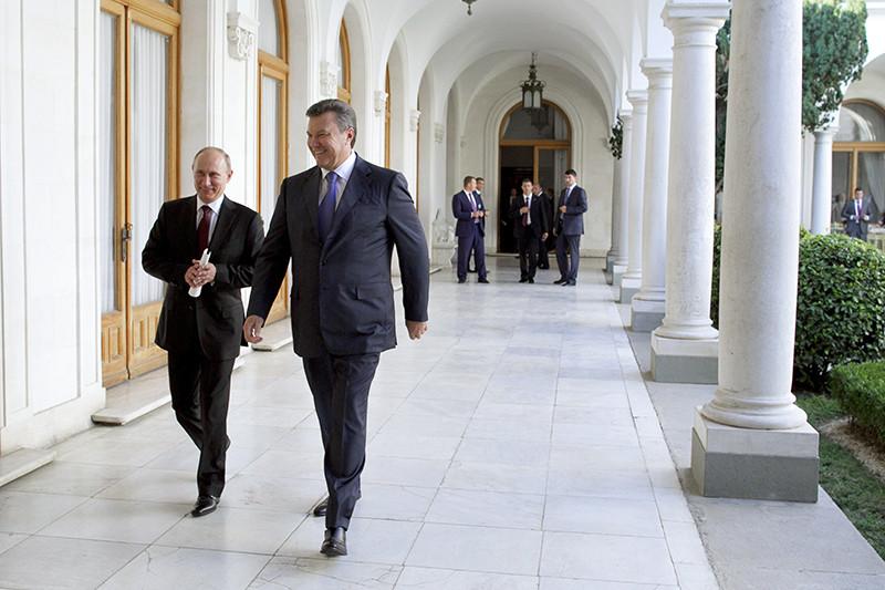 В высший административный суд украины поступил иск против президента виктора януковича в связи с бездеятельностью