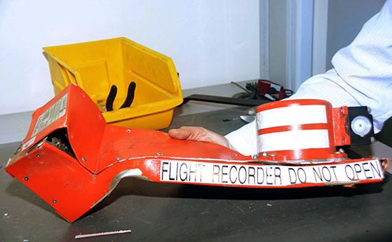 France2 сообщил о звуке взрыва на записи «черного ящика» A321