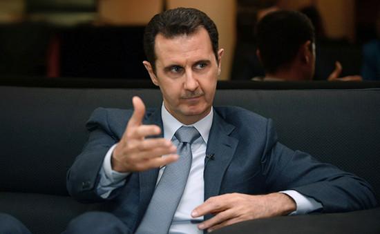 Президент Сирии обратился к России с просьбой о военной помощи