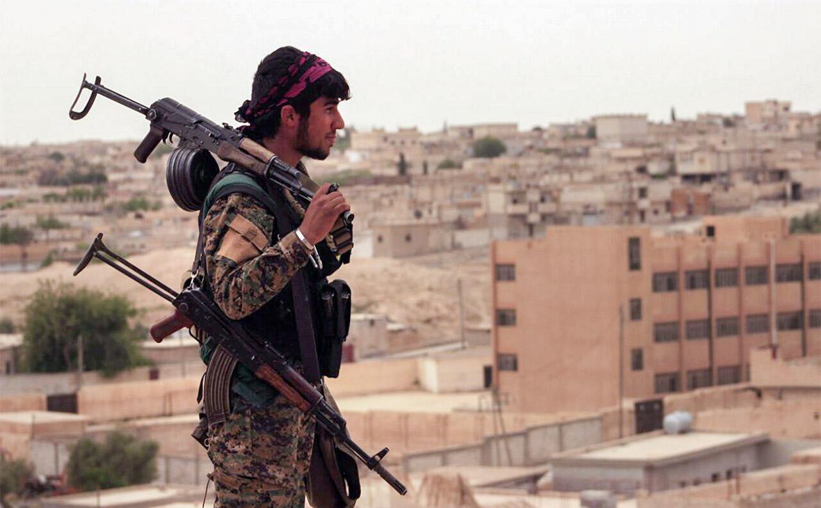 Минобороны заявило о разгроме последнего крупного очага ИГ в центре Сирии