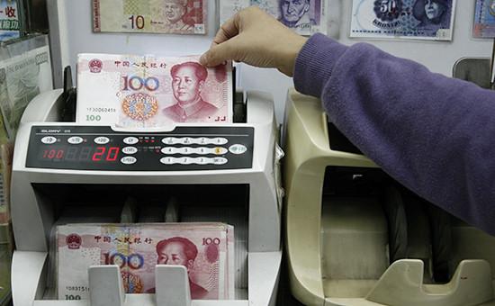 Китайский юань впервые обошел японскую иену в международных платежах
