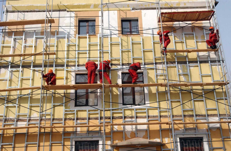 Фото домов капитального ремонта