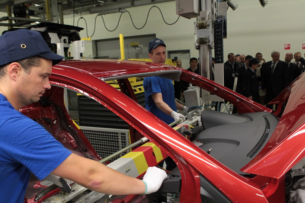 Завод toyota в санкт-петербурге увеличит мощность в два раза - orensmiru оренбург: происшествия, политика, экономика