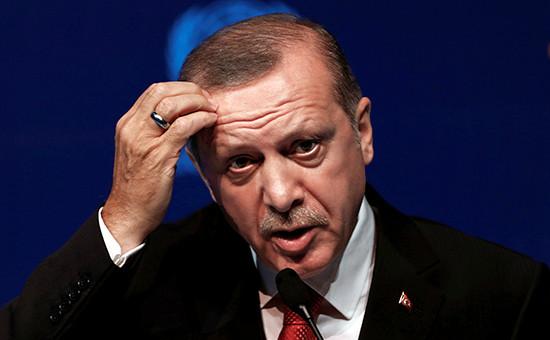Эрдоган заявил о непонимании требований Москвы для улучшения отношений