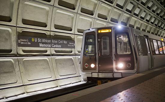 Вашингтонское метро решили закрыть на сутки из-за проблемы с проводкой