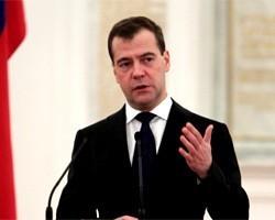 Медведев подписал указ