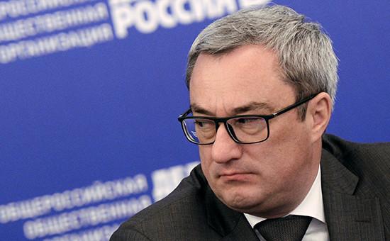 СМИ сообщили о задержании главы Коми в Москве