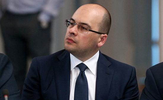 Путин уволил своего советника Антона Устинова