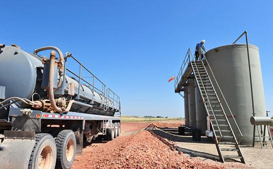 Цена нанефть изСеверной Дакоты опустилась ниженуля