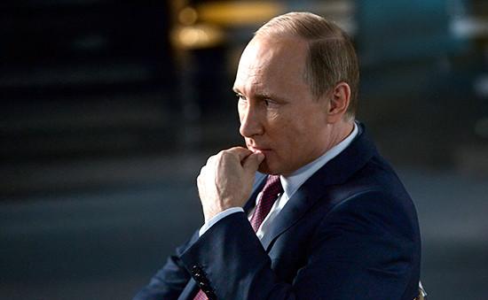 Кремль предупредил оготовящемся «информационном вбросе» противПутина