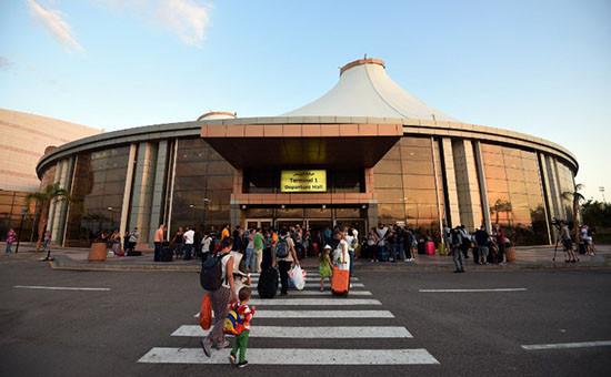 Российских туристов эвакуируют из Египта по «британской схеме»