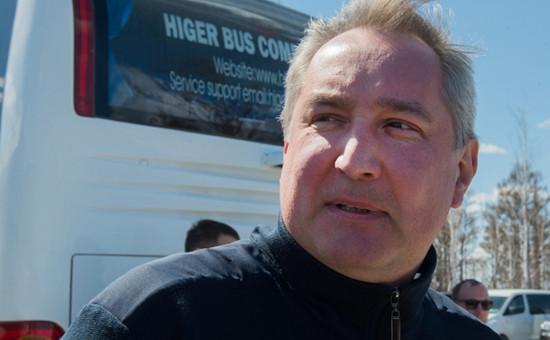 Рогозин уточнил позицию оневозможности догнать США вкосмической отрасли