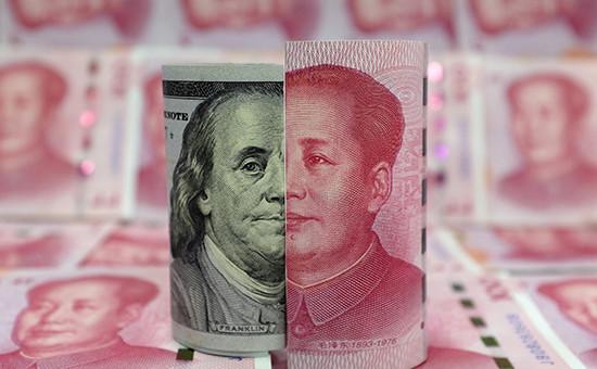 Отток капитала изКитая достиг $1 трлн