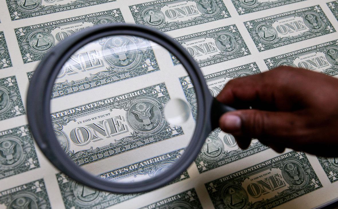 Дефицит бюджета США достиг почти $666 млрд