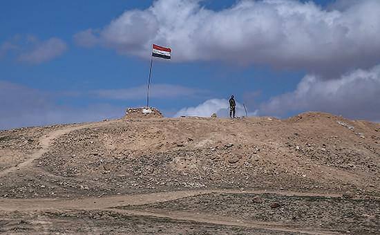 Reuters сообщил окрушении военного самолета вСирии