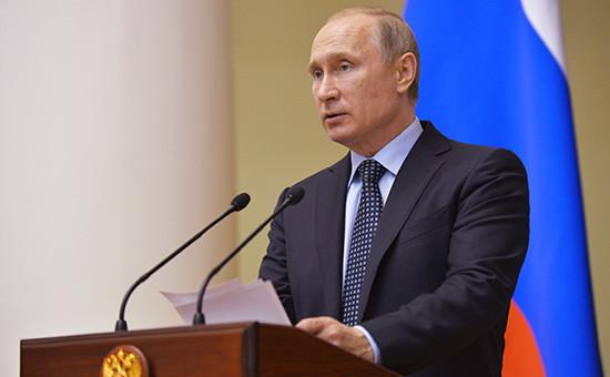Путин 1 мая подписал 21 закон и одно распоряжение