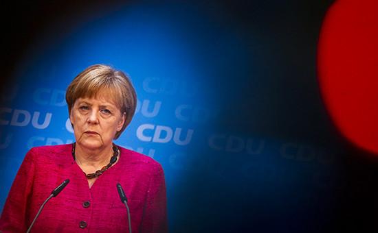 Меркель прокомментировала поражение своей партии на региональных выборах