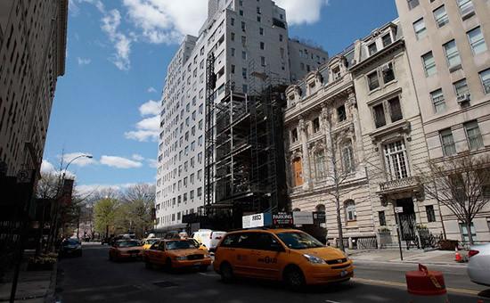 В Нью-Йорке сочли проект мегаособняка Абрамовича «вопиющим потреблением»