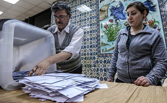 Сторонники Башара Асада получили 200 мест в парламенте Сирии