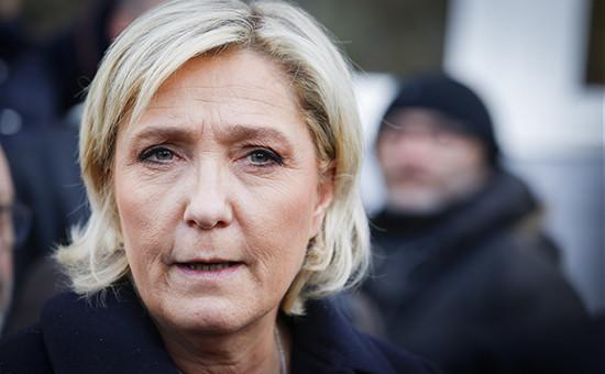 Европейский парламент лишил Марин Ле Пен неприкосновенности