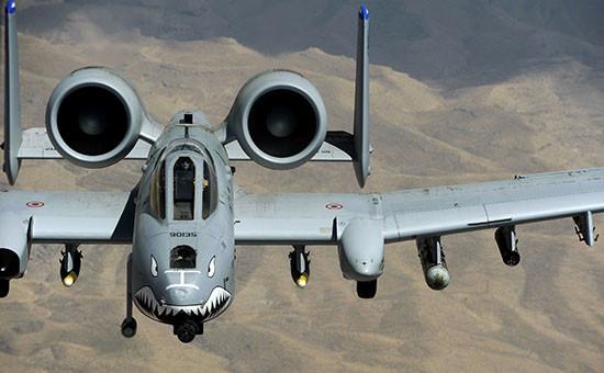 США передумали списывать штурмовики A-10 из-за «возрождающейся России»