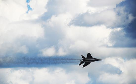 Турция заявила о преследовании своих истребителей неопознанным МиГ-29
